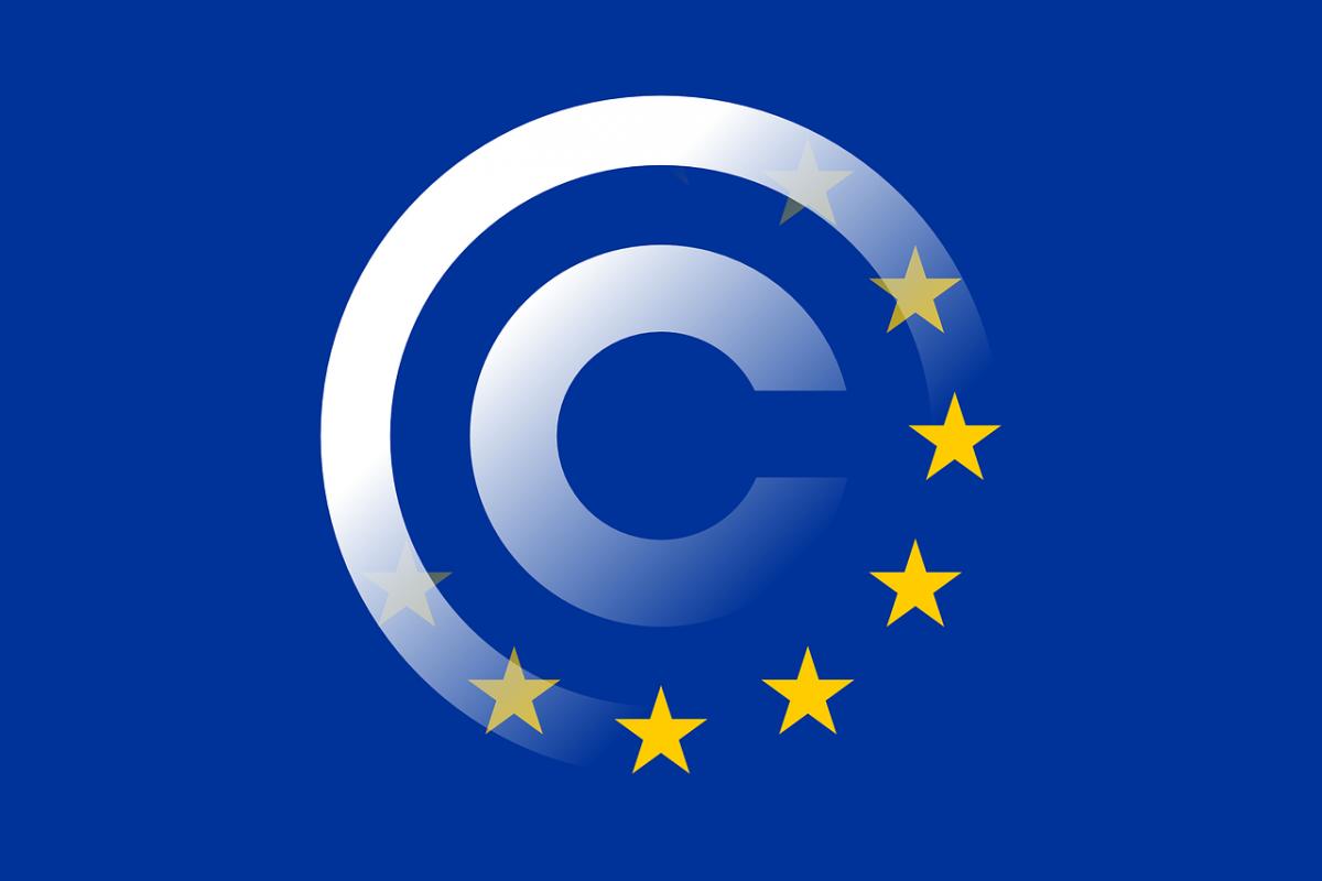 Legge sul copyright punto per tutto