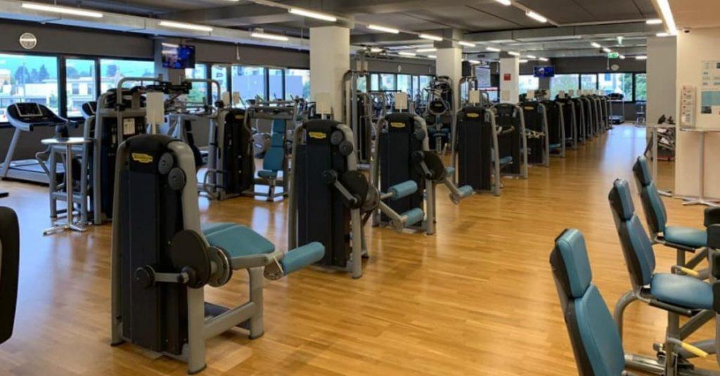 AvantGrade e Activ Fitness