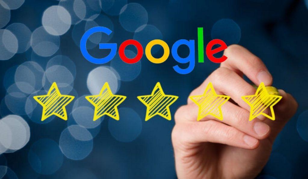 sospensione recensioni google
