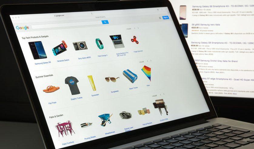 aggiornamento google shopping