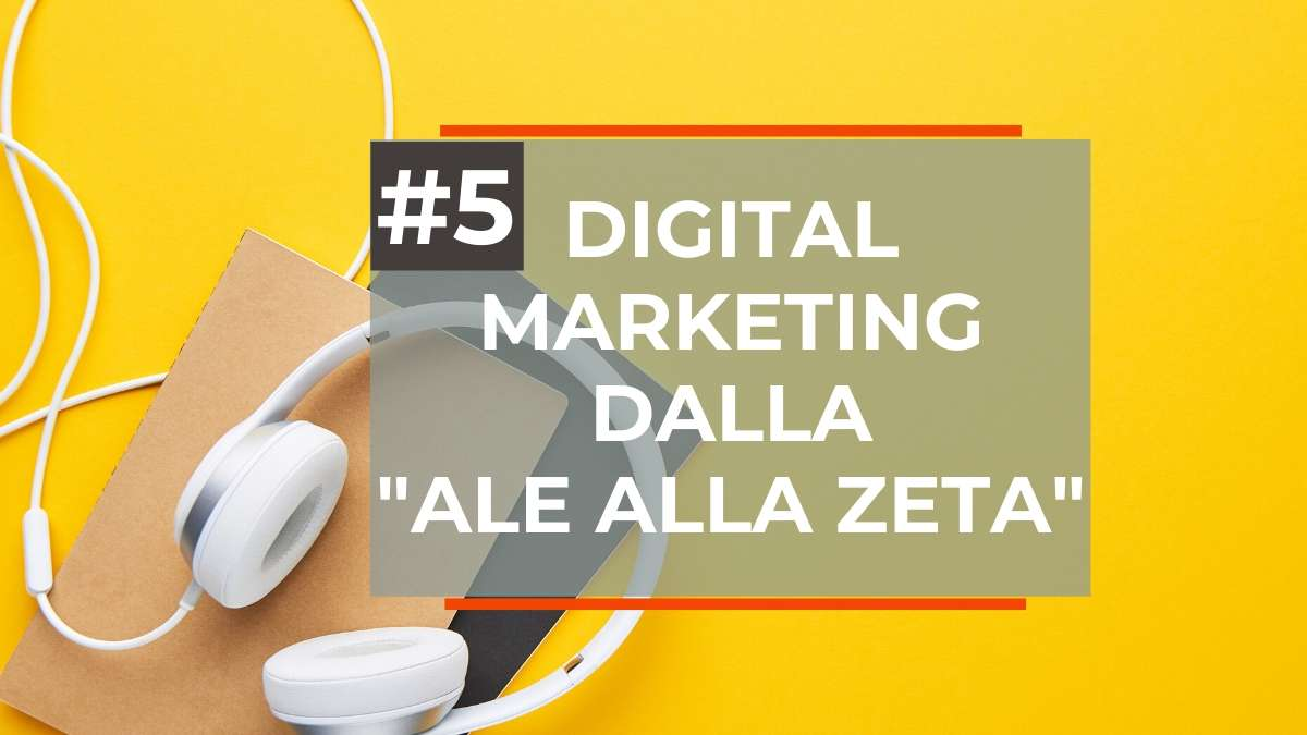 Podcast Digital Marketing sulle performance di un sito