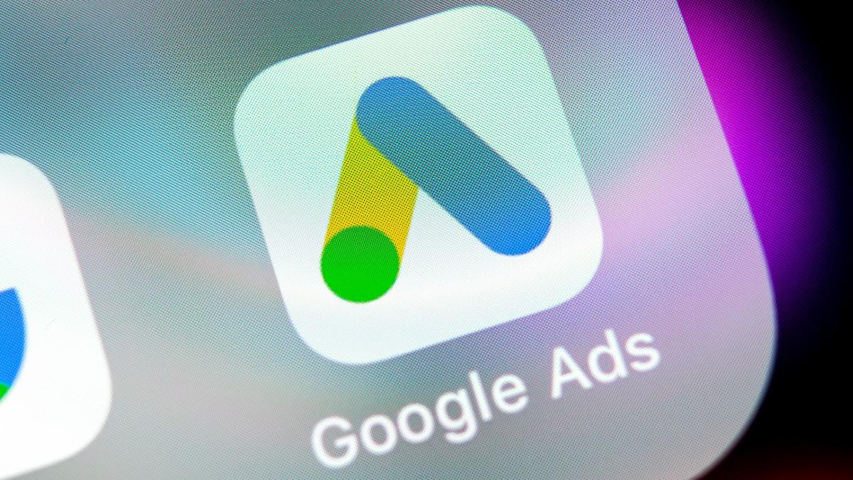 Icona di Google Ads su mobile
