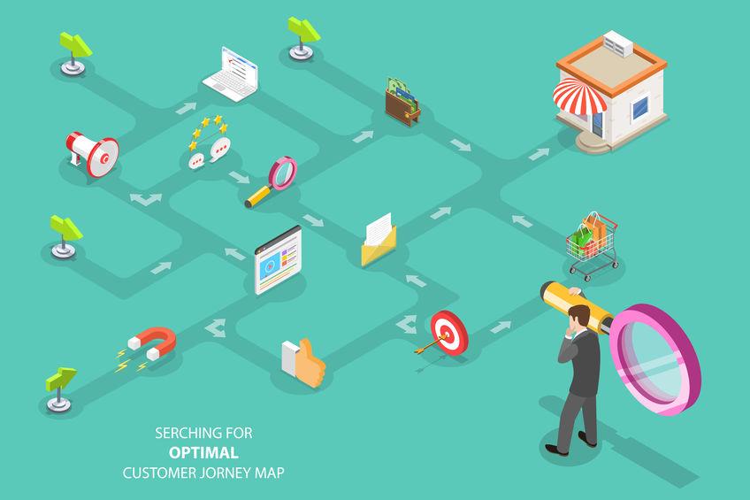 Customer journey e modelli di attribuzione