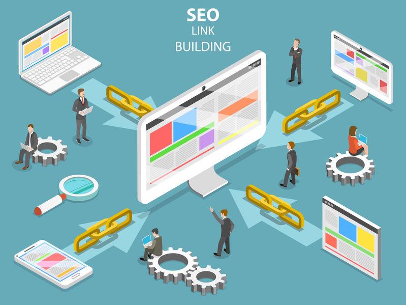 Link building eCommerce