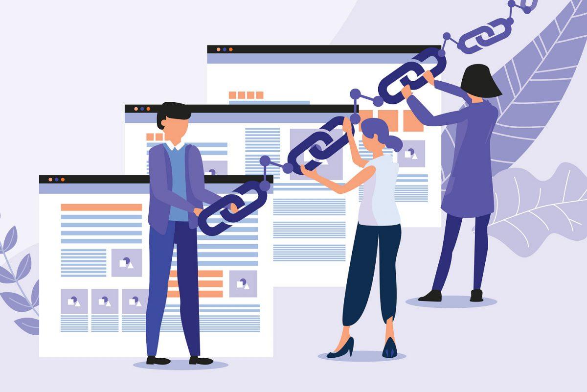 Link building per eCommerce