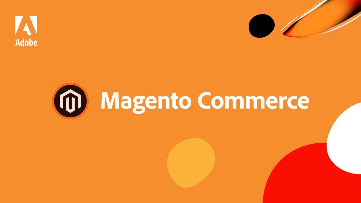 Brand logo di Magento
