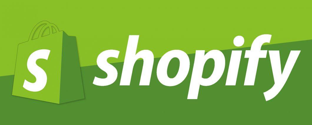 Brand logo di Shopify