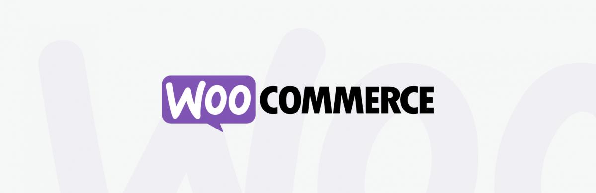 Brand logo di WooCommerce