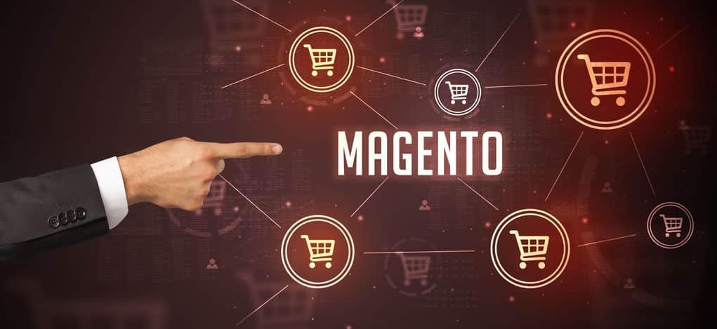 eCommerce con Magento