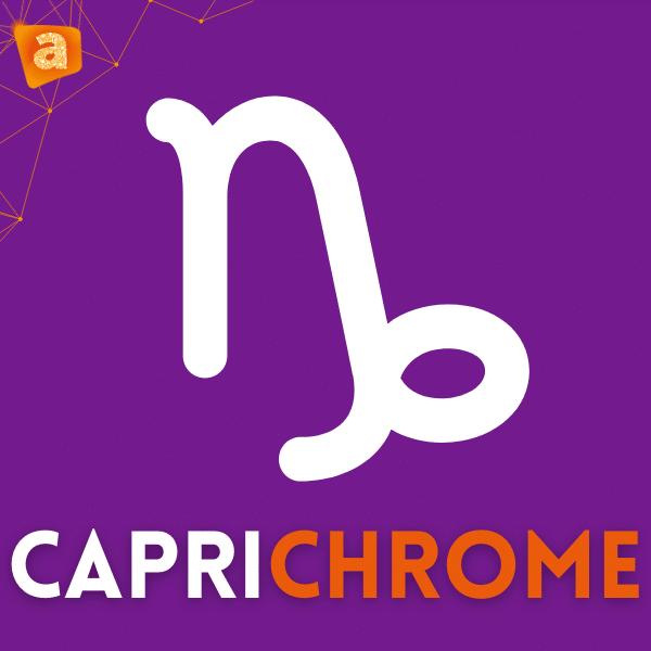 caprichrome - capricorn: oroscopo digital