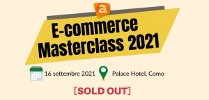 e-commerce masterclass 2021: sold out