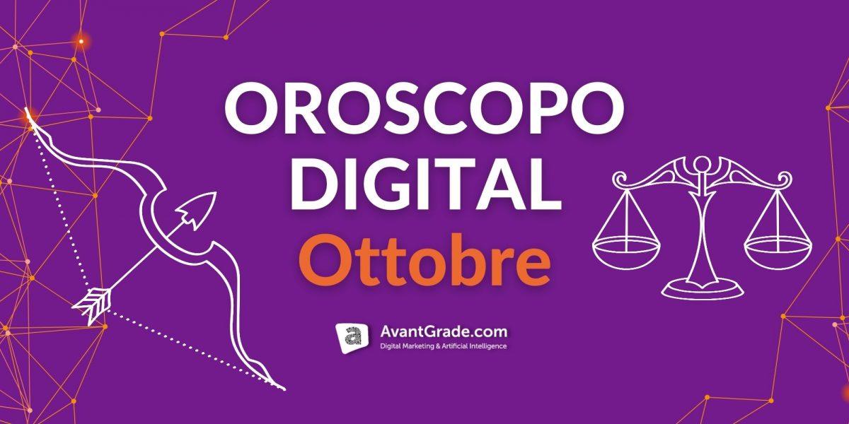 Oroscopo digital di ottobre - Avantgrade.com